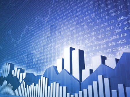 economic growth: Sttock Market Chart