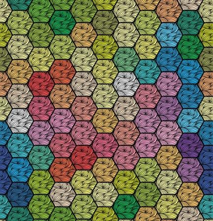 Seamless texture. Illustration
