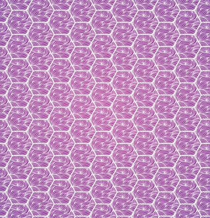 celadon: Background with hexagons.