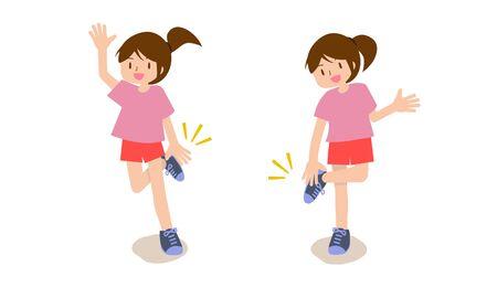 Women doing hand clap exercises 1