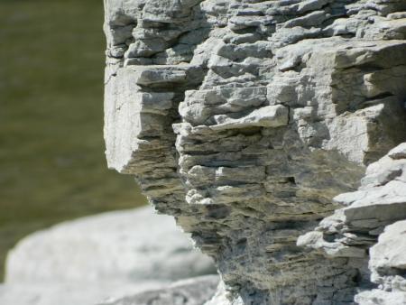 Rock Layers Фото со стока