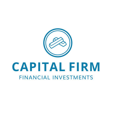 Kapitaal Geld Finance Financial Firm Investment Logo