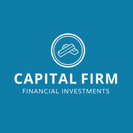 Capital Money Finance Financial Firm Investment Logo