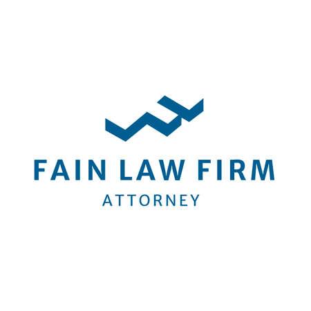 Studio Legale legale avvocato Procura Logo Archivio Fotografico - 65286898