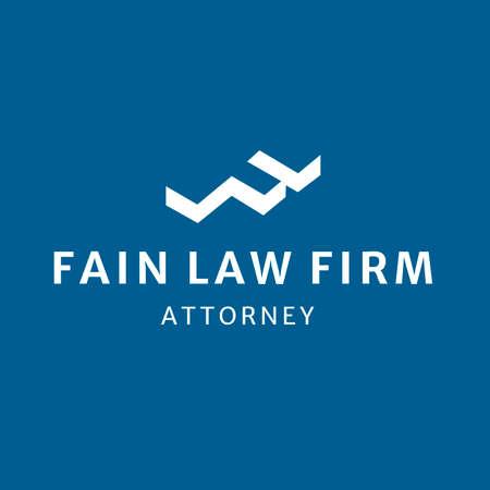 Studio Legale legale avvocato Procura Logo Archivio Fotografico - 65286902