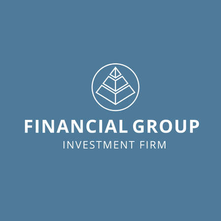 Finance Financial Group Investment Firm Logo
