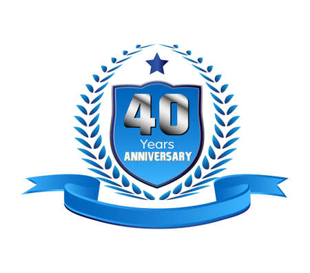 40th: 40 years Anniversary
