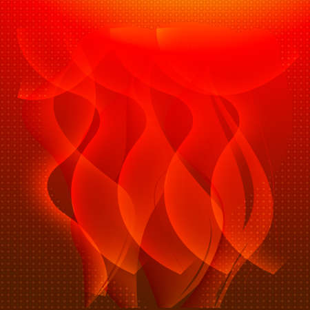 ardent: Abstract ardent background