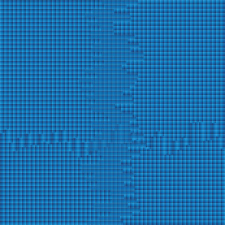 grid background: Blue textured background with grid