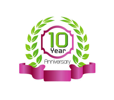 tenth birthday: Celebrating 10 Years Anniversary