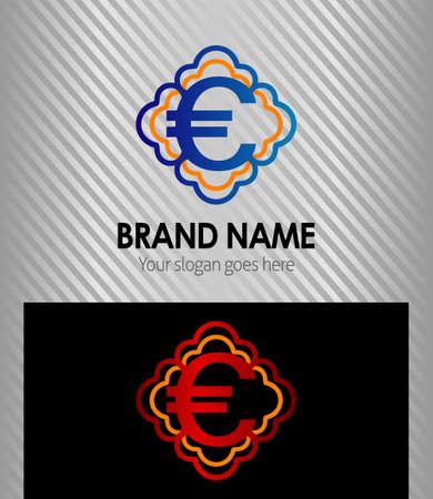 housing project: Euro symbol Illustration