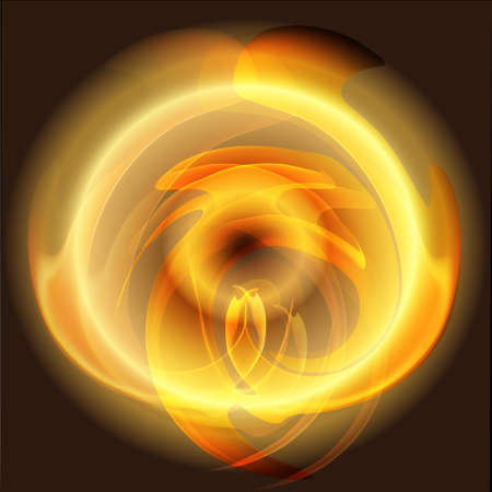 free stock photos: Flames of Fire golden background vector