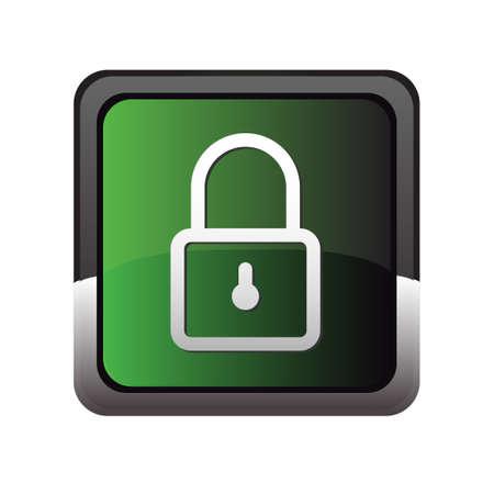 remote lock: Icono de seguridad