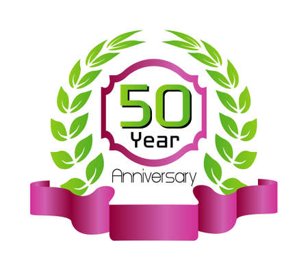 50: 50 year birthday celebration, 50th anniversary
