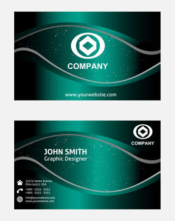 echnology: Templates for business cards