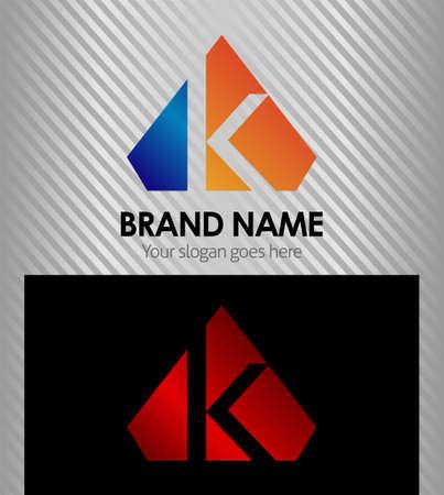 capital letter: Letter K