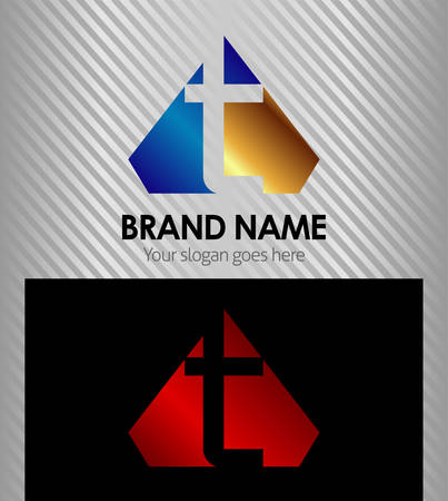 Vector  Letter T logo icon Vector