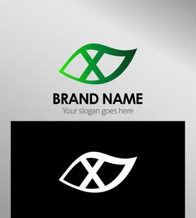 xy: Letter x icon Illustration
