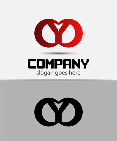 alphabetical: Alphabetical Logo Design Concepts. Letter Y Illustration