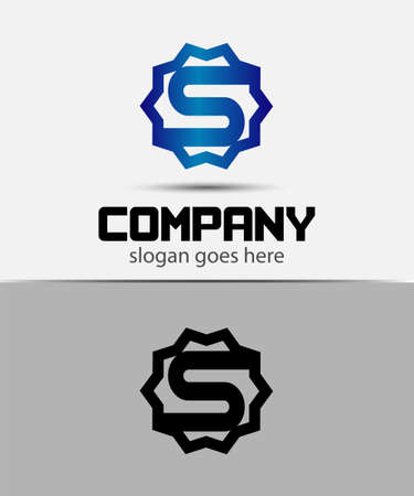 Letter s Alphabetical Logo Design Concepts