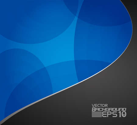 copy space: background abstract blue