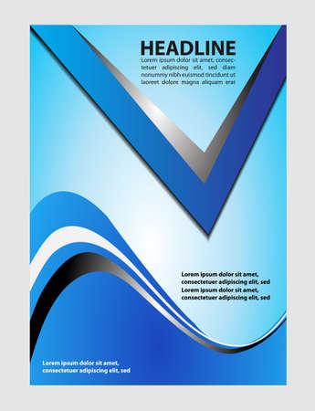 template: brochure template.