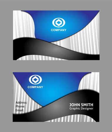 visit: Name card - Card visit