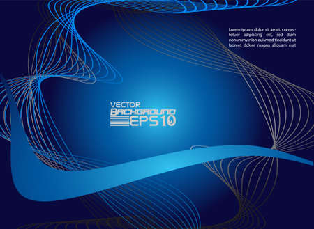 flyer background: Vector flyer design background