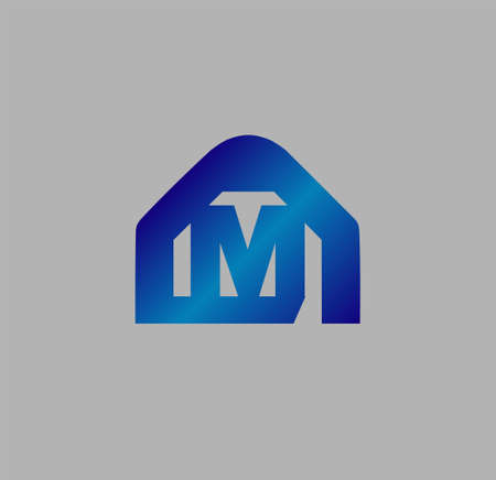 welling: M company vector logo and symbol Design