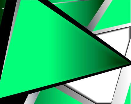 green background: Green background. Vector design