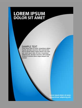 book publisher: booklet design template