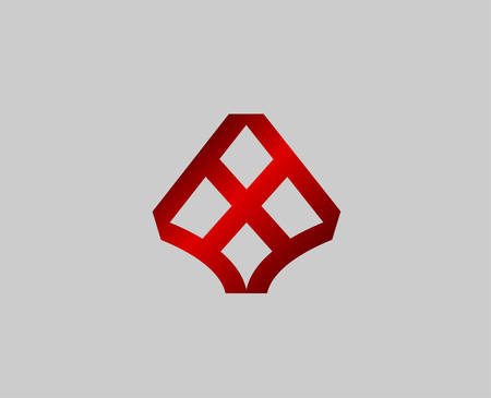 xy: X Letter Design