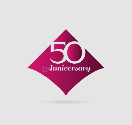 50 years: 50 years anniversary Template