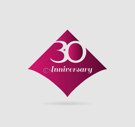 30th: 30th anniversary Illustration