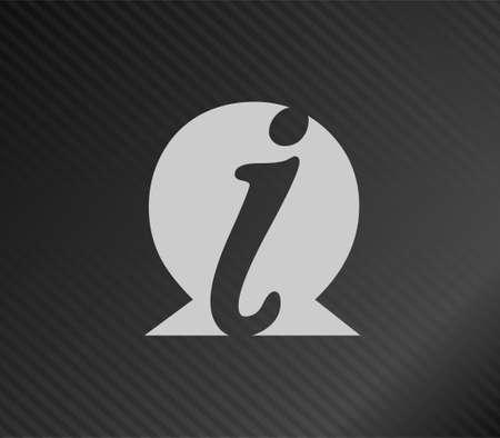 lettre i