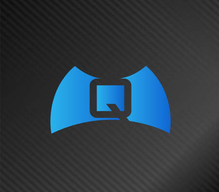 welling: Q company logo and symbol Vector Design