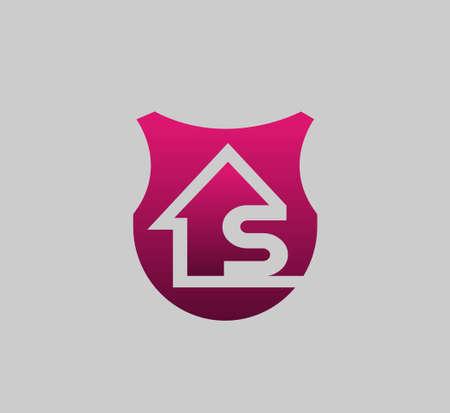sch: letter symbol Vector Design