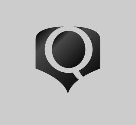 q: Q Vector icons