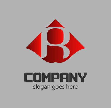 Alphabetical Logo Design Concepts Letter r