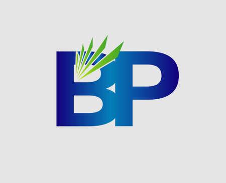 bp: BP Letter Illustration