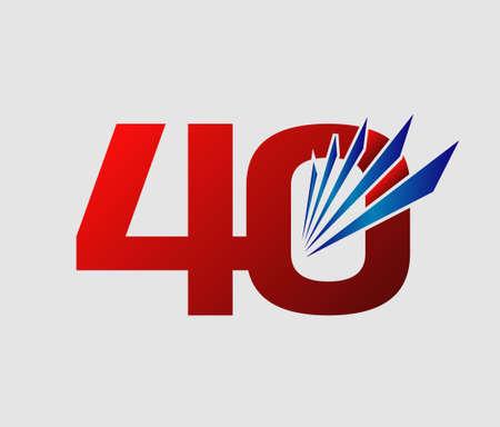 40: 40 year anniversary 4th anniversary