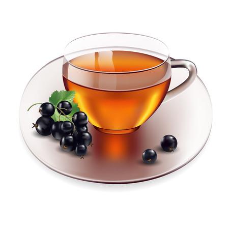 tea 矢量图像