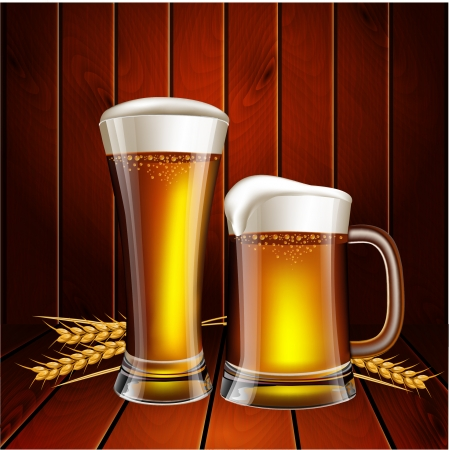 jarra de cerveza: Cerveza