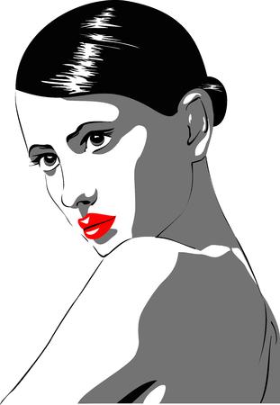 Girl 免版税图像 - 23074341