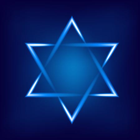 zion: star of david Illustration