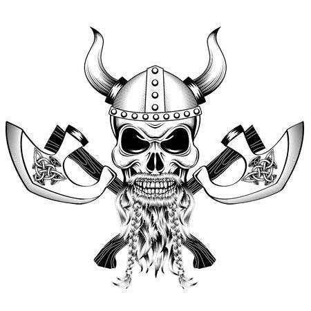 Hammer of Thor medieval Viking Symbol