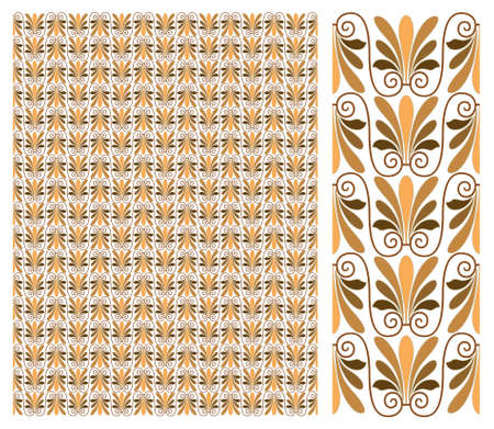 decorative pattern vector for background