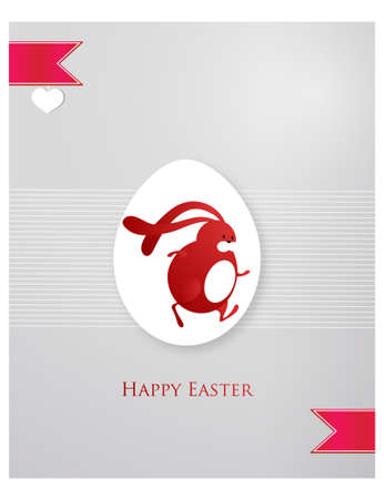 Happy holiday Easter day card vintage egg with flowers vector illustration graphic design Foto de archivo - 134430630