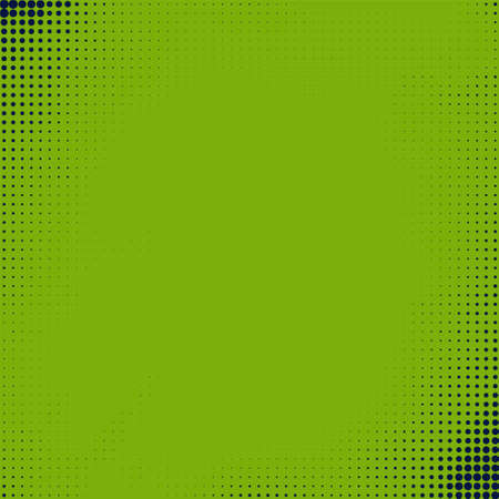 Abstract colorful halftone background vector