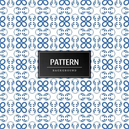 Abstract artistic pattern background vector